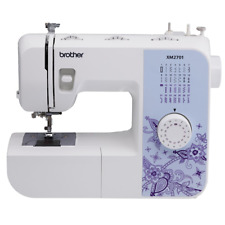 Brother XM2701 Lightweight Full-Featured Sewing Machine with 27 Stitches NEW