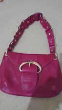 CELINE rare genuine vintage medium sshoulder/clutch bag. Pink REDUCED