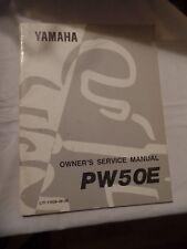 yamaha pw50 owners manual