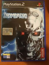 THE TERMINATOR: DAWN OF FATE - PLAYSTATION 2 PS2 USATO