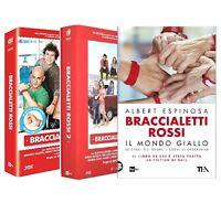 Braccialetti Rossi - Stagione 1 e 2 + LIBRO (6 Dvd + Gadget) SERIE TV RAI