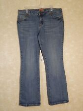 NoBo Low Rise Boot Cut Jeans Junior Size 19 The Look You Want
