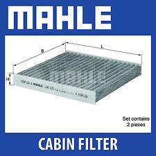 MAHLE carbone activé pollen filtre à air (filtre de Cabine) - lak630 / s (Lak 630 / s)