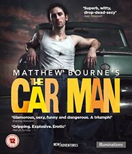 Matthew Bournes The Car Man Blu-ray [Region Free] [DVD][Region 2]