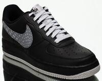 fc59516288 Nike Air Force 1 07 LV8 Low AF1 men lifestyle sneakers new black grey  823511-