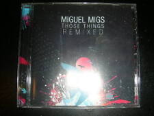 Those Things Remixed * by Miguel Migs. CD Salted OM Records