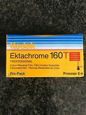 5x Kodak Ektachrome 160T Professional 120 film expired film