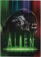 1998 Inkworks Alien Legacy Base Card (1)