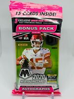 2020 Panini Mosaic Football NFL Hanger Fat Cello pack Brand New Sealed