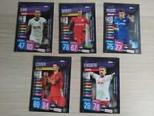 Match Attax 19/20 2019/20 ON DEMAND pack 7 OD31 to OD35 - 5 CARDS MINT