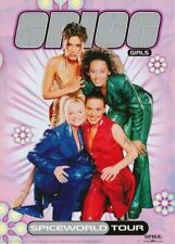 SPICE GIRLS  SPICE WORLD TOUR MUSIC BAND POSTER 23x34 inch