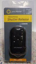 NEW Promaster Wireless Infrared Remote Control - Canon RC-1 / RC-3 #7599