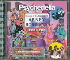 Psychedelia At Abbey Road - Donovan/Syd Barrett/Tomorrow/Hollies Cd Perfetto