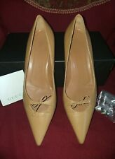 SALE !!! GUCCI CASUAL CLASSIC KITTEN HEEL PUMP !!!