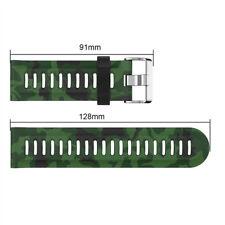 For Garmin Fenix 3 HR / 5X Latest Soft Silicone Watch Band Wrist Based Strap New