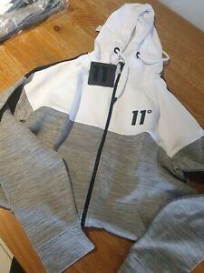 11 degrees zip hoodie