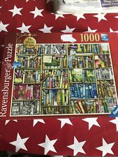 Ravensburger 1000 Piece Jigsaw Puzzle Bizarre Bookshop Fun Quirky Please Read