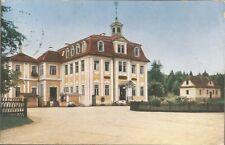 "Eisenach, tolle alte Farb-AK, STAATLICHES GASTHAUS ""HOHE SONNE"", 1941 gel."