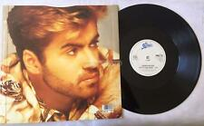 "George Michael - One More Try UK 12"" Poster"