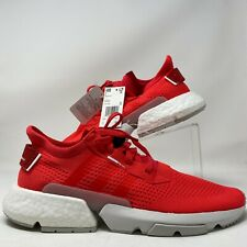 ADIDAS P.O.D. S3.1 SHOCK BOOST RED MEN'S SHOES SIZE 11 NEW CG7126