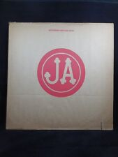 Jefferson Airplane Bark Vinyl Record    1971    Grunt    FTR-1001