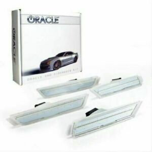 2010-2015 Camaro Oracle Concept SMD LED Clear Sidemarkers Set of 4 3101-019