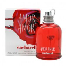 CACHAREL AMOR AMOR EAU DE TOILETTE EDT 100ML SPRAY - WOMEN'S FOR HER. NEW