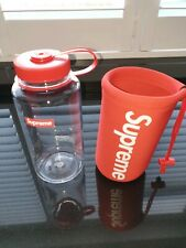 Supreme®/Nalgene® 32 oz. Bottle BRAND NEW RED LIMUTED 3DITION/RARE