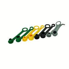 John Deere Colored Hydraulic Plug and Cap Kit