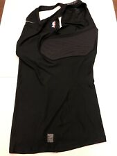 Nike Pro Hyperstrong NBA Compression Padded Tank Black Size XL Tall 881965-010