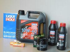 Sistema de mantenimiento MOTO-GUZZI GRISO 850 Filtro de aceite bujía Servicio