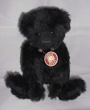 Charlie Bears JASPER ~ 2007 Plush - by Heather Lyell ~  SECOND EVER BLACK BEAR !