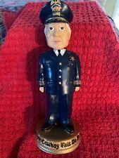 JEFFERSON PARISH SHERIFF OFFICE POLICE HARRY LEE BOBBLEHEAD DOLL FIGURE JPSO VTG