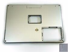 """Apple PowerBook 15'' G4 A1046 Bottom Base Case 613-4679 922-6014 GRADE """"C"""""""