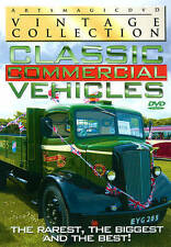 Classic Commercial Vehicles (DVD, 2014)