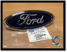 """Genuine """"FORD"""" Oval Front Grille Badge. Falcon FG, Territory SY II/SZ. 175mm."""