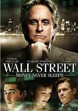 Wall Street Money Never Sleeps 0024543697992 DVD Region 1
