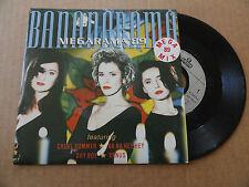 """DISQUE 45T DE  BANANARAMA   """" MEGAMIX 89  """""""