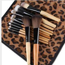 Multi-Coloured Foundation Brushes
