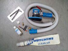 HUTCHINS Luftdruckschleifer Modell 8664 inkl. Zubehör (Deltaschleifer)