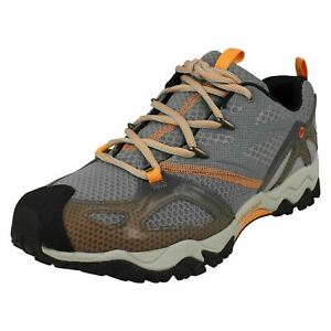 MENS MERRELL GRASSBOW RIDER LACE UP SPORTS SHOES WALKING CASUAL TRAINERS SIZE