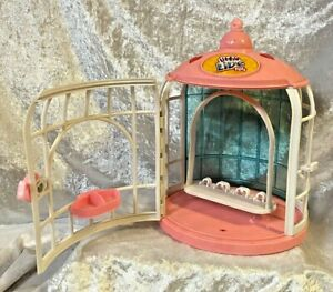 Little Live Pets Pink Bird Cage - Cage Only