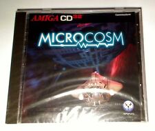 Microcosm Commodore Amiga CD32 New Sealed