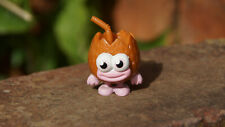 Moshi Monsters Series 4 Rare Moshling #109 Cocoloco Figure - Excellent condition