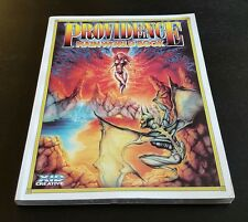Providence: Main World Book - roleplaying rpg game guide Xid Creative XID002