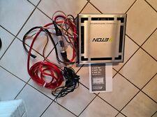 Eton PA 560.2 Verstärker Endstufe Auto Car Fernbedienung Sicherung Kabel 600Watt
