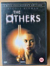 The Others DVD 2001 Nicole Kidman Supernatural Horror Movie 2-Discs