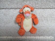 Baby Disney Tigger Plush Rattle Bell Chime Infant Toy Stuffed Animal Pooh Part