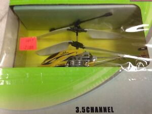 New!! SKY Lanneret Infrared Remote Control Helicopter 3.5 Channel Mini Series