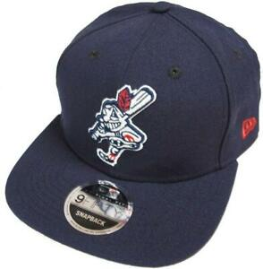 New Era Cleveland Indians Cooperstown Snapback Cap Navy 9fifty Limited Edition